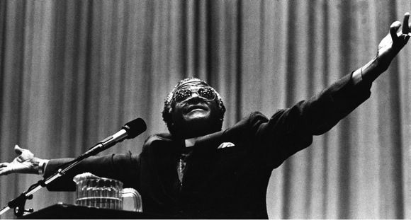 Desmond Tutu during the 1980s
