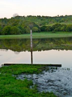 Lake Lagunita on 3/31/11