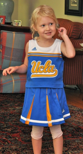 Young Bruin fans