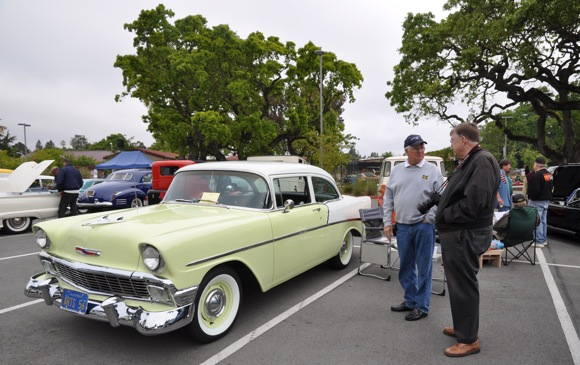 America's Pastime car Show at M-A
