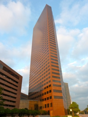 tall building in Houston