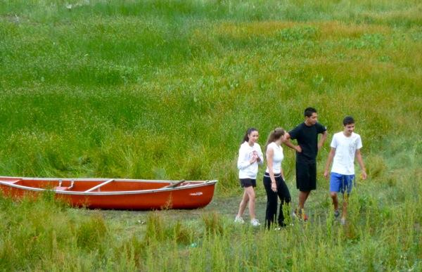 Lake Lagunita June 2011