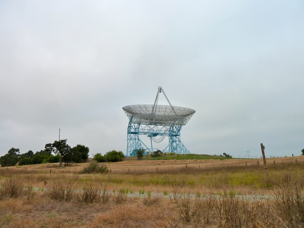 Big Dish on August 1 2011