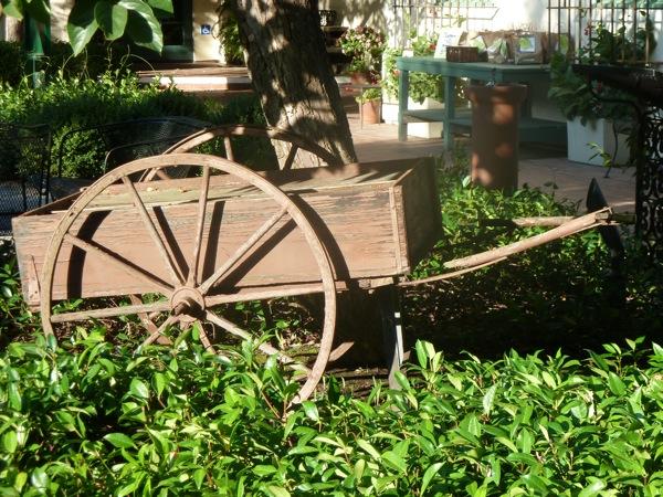 Allied Arts wagon
