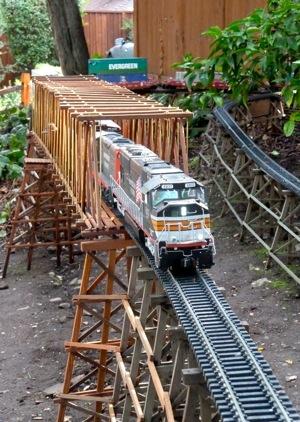 Camarrilo railroad bridge